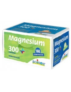 Boiron Magnesium 300+ 160 compresse da 500 mg