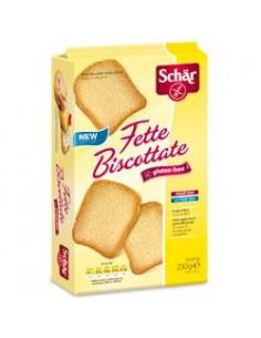 Schär Fette Biscottate Confezione da 250 g (3x83 g)