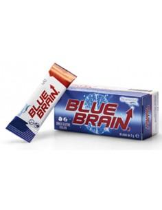 Blue Brain - Benessere mentale, concentrazione e tono dell'umore 10 stick da 2 g
