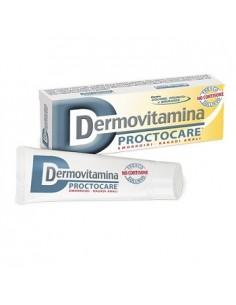 Dermovitamina Proctocare - Emorroidi e ragadi anali Tubo da 30 ml  + 1 cannula applicatore