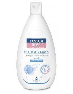 Tantum Rosa Detergente Intimo Derma pH 4.5 Flacone da 500 ml