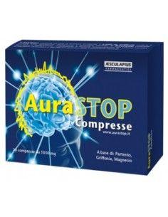AuraSTOP Compresse 20 compresse da 1030 mg