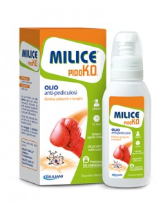 Bioscalin Neo PidoK.O. Olio Spray Anti-pediculosi Flacone da 75 ml
