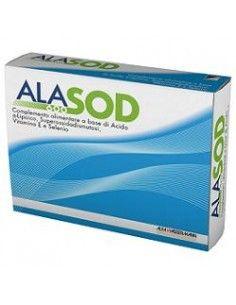 ALA SOD 600 20 compresse da 1020 mg