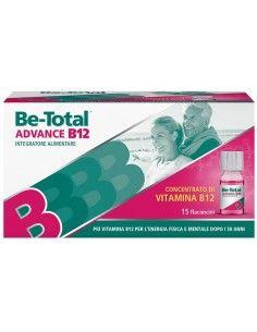 Be-total Advance B12 Confezione da 15 flaconcini da 7 ml