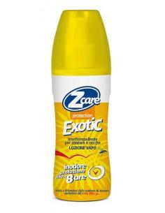 ZCare Protection Exotic Vapo inodore – Protegge dagli insetti più aggressivi Vapo da 100 ml