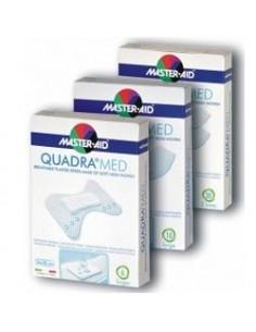 Master Aid Quadra Med - Cerotti TNT 6 pezzi per le dita