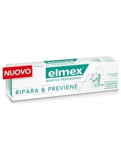 Elmex Dentifricio Sensitive Professional Ripara e Previene Tubo da 75 ml