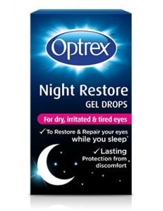 Optrex Night Repair Collirio Gel Flacone da 10 ml