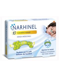 Narhinel Cerottini Nasali Bambini 10 cerottini nasali