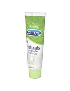 Durex Naturals Intimate Gel - Lubrificante intimo Tubo da 100 ml