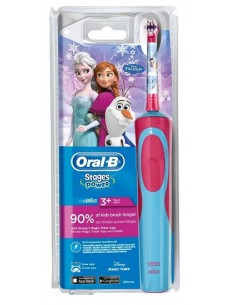 Oral-B Stages Vitality Spazzolino Elettrico Per Bambini 1 Spazzolino Oral-B Stages Vitality Frozen