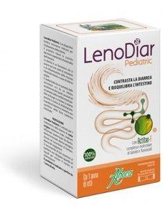 LenoDiar Pediatric - Confezione da 12 bustine da 2 g