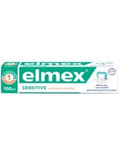 Elmex Dentifricio Sensitive con Fluoruro Amminico 1 tubo da 100 ml
