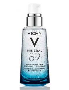 Vichy MINÉRAL 89 Booster Quotidiano Fortificante e Rimpolpante Flacone dosatore da 50 ml