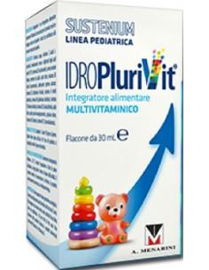 IdroPlurivit Baby Gocce - Multivitaminico Flacone da 10 ml