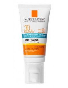 Anthelios Ultra Crema Solare SPF 30 - Occhi Sensibili tubo da 50 ml