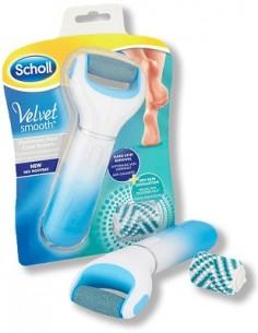 Scholl Velvet smooth gadget - Roll professionale per pedicure 1 roll professionale ricaricabile per pedicure