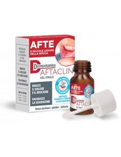 Dermovitamina Aftaclin Gel Orale 1 flacone da 7 ml
