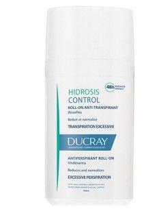 Ducray Hidrosis Control - Roll on antitraspirante ascelle roll on da 40 ml
