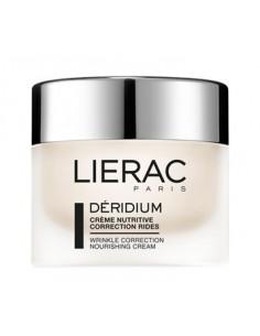 Lierac Déridium Crema Nutriente Antirughe Pelle Secca 1 vasetto da 50 ml