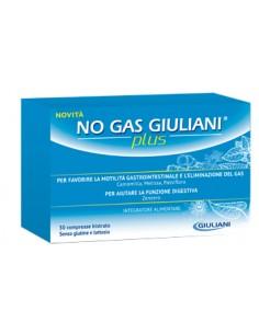 NO GAS GIULIANI PLUS 30 COMPRESSE BISTRATO