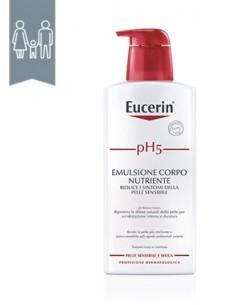 EUCERIN PH5 EM CRP NUTRI 400ML