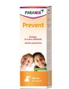 Paranix Prevent Lozione Spray - Prevenzione Insediamento dei Pidocchi Flacone spray no gas da 100 ml