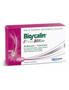 Bioscalin TricoAGE - Integratore Alimentare Anticaduta Confezione da 30 compresse