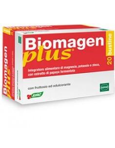 Biomagen Plus ® Integratore Alimentare Astuccio contenente 20 bustine da 5 g
