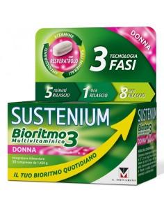 SUSTENIUM BIORITMO3 DONNA ADULTA 30 COMPRESSE