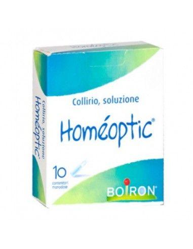 Boiron Homeoptic Collirio Monodose 10 contenitori monodose da 0,4 ml