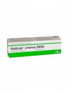 Loacker Remedia Halicar Crema DHU – Medicinale Omeopatico Tubo da 50 g applicazione cutanea