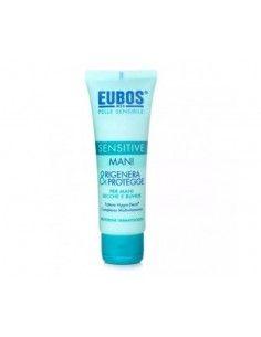 Eubos Sensitive Mani Rigenera & Protegge Tubetto da 50 ml