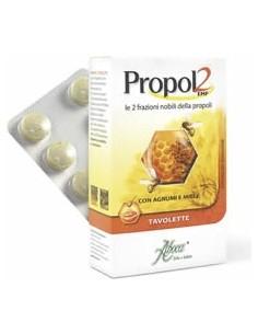 Propol2 EMF - Tavolette Adulti gusto Agrumi e Miele Blister da 30 tavolette da 1,5 g