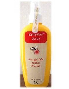 ZANZAKER SPRAY 150 ML
