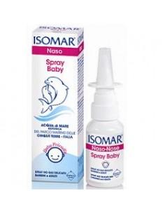 Isomar Naso Spray No Gas Baby Flacone spray no gas da 30 ml
