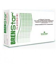 BRENStar Flaconcini 7 flaconi monodose da 10 ml con tappo dosatore