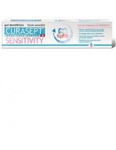 Curasept Sensitivity Gel Dentifricio Denti Sensibili Tubetto da 75 ml