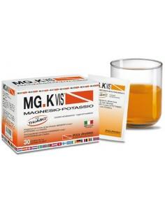 MG.K VIS Magnesio - Potassio 30 Bustine da 4 grammi