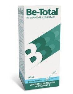 Be-total Sciroppo Flacone da 100 ml Classico