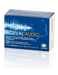 ACUVAL AUDIO 14 BUSTINE OROSOLUBILE 1,8 G