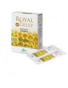 Royal Gelly - Pappa reale 16 bustine orosolubili da 2 g