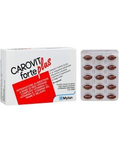 Carovit Forte Plus - Integratore Vitaminico Antiossidante Protezione Solare Astuccio 30 capsule