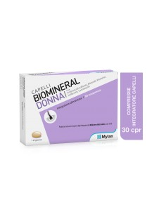 Biomineral Donna 30 Compresse in blister