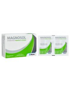 Magnosol - Integratore di Magnesio e Potassio 20 Bustine Effervescenti da 5,12 g
