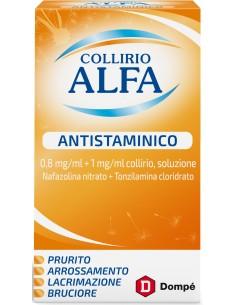 COLLIRIO ALFA ANTISTAMINICO...