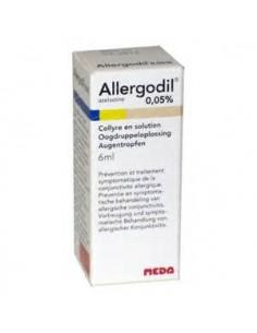 ALLERGODIL 0,5 MG/ML COLLIRIO, SOLUZIONE