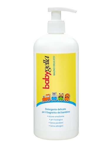 Babygella - Detergente Delicato Flacone dosatore da 500 ml