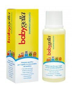 Babygella - Shampoo Delicato Flacone da 250 ml